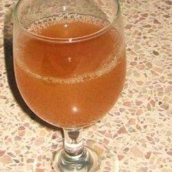Holiday Apricot Wassail