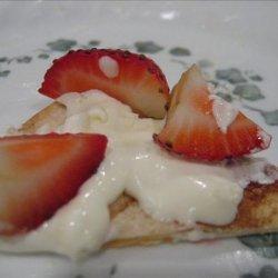 Strawberries 'n Creme Cinnamon Chips