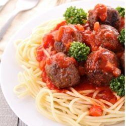 Italian Meatball Pot