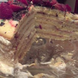 Danish Layer Cake (Dansk Lagekage) recipe