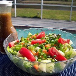 Brown Derby House Salad With Citrus Vinaigrette Recipe