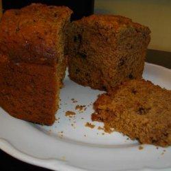 Chocolate Batter Bread (Bread Machine)