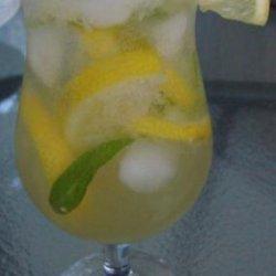 Lemon Verbena Mojito