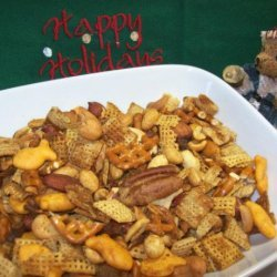 Chex Party Mix Just Like Nanny Used to Make