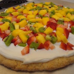 Andrea's Fruit Pizza