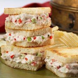 Southwestern Chicken Salad Sandwiches