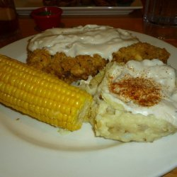 Country-Fried Steak With Gravy