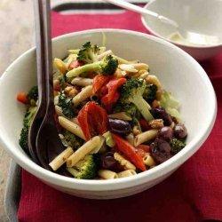 Pasta Salad W/Roasted Broccoli