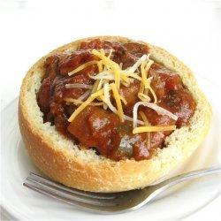 Bread Bowl Chili