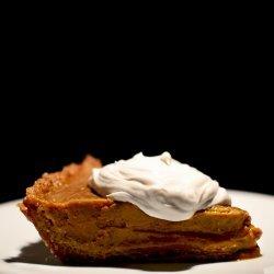 Pumpkin Pie (Vegan!)