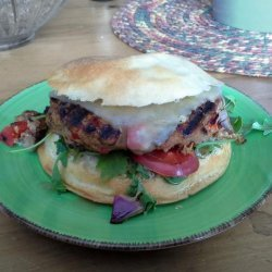 Bill's Most Wonderful Chicken  Burgers