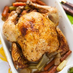 Slow Cooker V8 Chicken