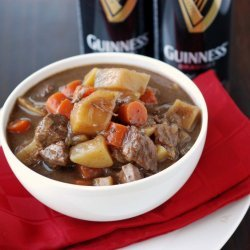 Steak Pie With Guinness