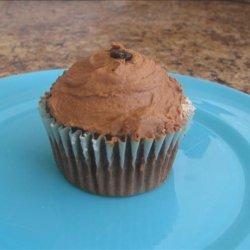Skinnybaker's Healthy Chocolate Cupcakes