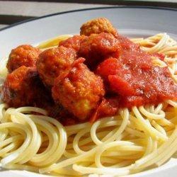 Favorite Quick & Easy Spaghetti and Meatballs