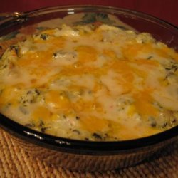 Baked Spinach, Crab and Artichoke Dip