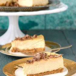 Bailey's Irish Cheesecake