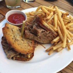 Pork Shoulder Sandwiches