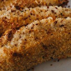 Oven-Fried Crispy Chicken