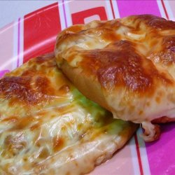 Quick and Easy Pizza Burgers