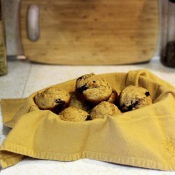 Fat-Free Blueberry Muffins