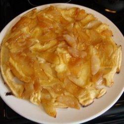 German Apple Pancake(America's Test Kitchen)