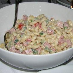 Spam and Macaroni Salad