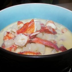 Old Style Lobster Chowder