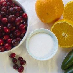 Jalapeno Cranberry Relish