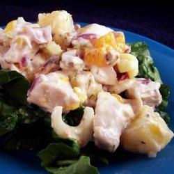 Citrusfruity Chicken Salad