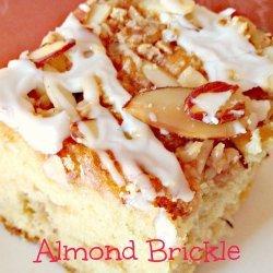Almond Brickle Coffee Cake