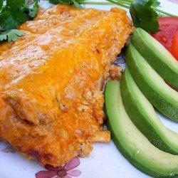 Perfect Chicken Enchiladas