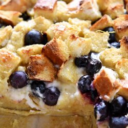 Cream Cheese French Toast Bake