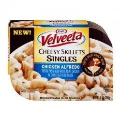 Velveeta Cheesy Chicken Skillet