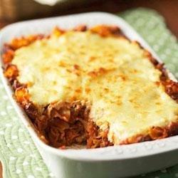 Quick Lasagna Casserole