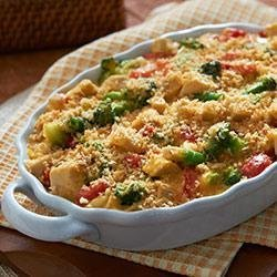 Cheddar Broccoli and Chicken Casserole from Country Crock(R)