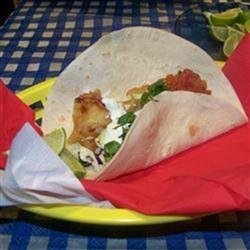 Fort Worth Fish Tacos
