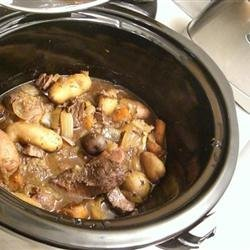 Slow Cooker Venison Stew