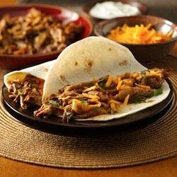 Slow Cooker Carnitas from Old El Paso(R)