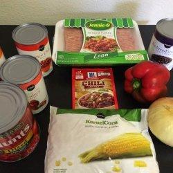 Fiesta Turkey Chili