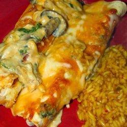 Zucchini Enchiladas Recipe - Details, Calories, Nutrition Information ...
