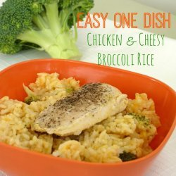 One-Dish Chicken and Rice