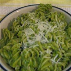 Cilantro-Lemon Pesto