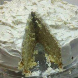 Italian Orange Cake recipe