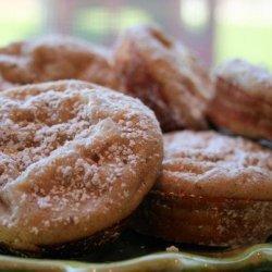 Baked Buttermilk Spiced Doughnuts