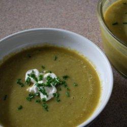 Extra Easy Healthy Cream of Asparagus Soup