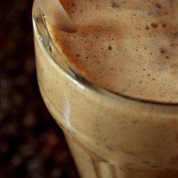 Chocolate Espresso Mint Milkshake