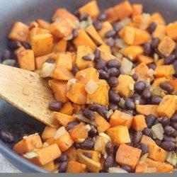 Healthy Black Bean Enchiladas