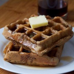 Spiced Waffles