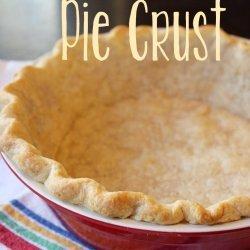 V's Homemade Pie Crust